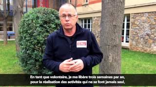 Pierre Gazin, Medecin volontaire ERU