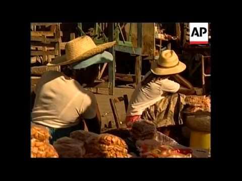 Food and medical crisis looms in rebel-held Haitian city