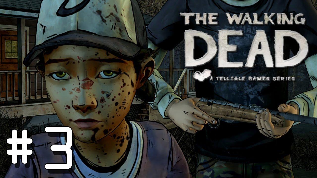 Download Held Captive - The Walking Dead (Season 2) Ep 3