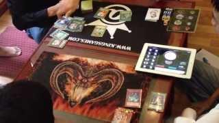 [VNC]Semi Final-Match 1-Duel 1: Cavol (Spellbook) vs. Ryuu (Darkworld)