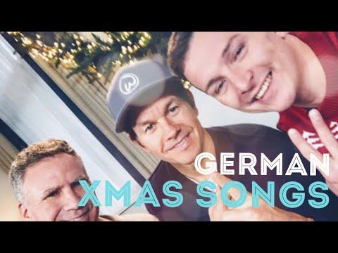 German XMas Songs | Mark Wahlberg, Will Ferrell, Mel Gibson & John Lithgow
