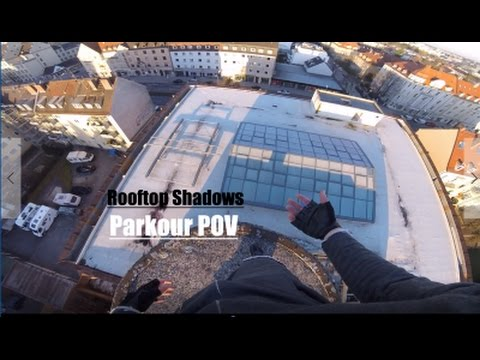 Rooftop Shadows (PARKOUR POV)/GoPro HERO4Session