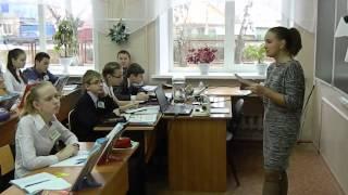 Открытый урок в соответствии с прохождением программы на момент конкурсного испытания в 7 классе-04