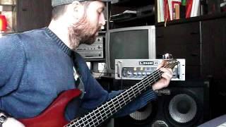 Negative - Zbunjena bass cover (by