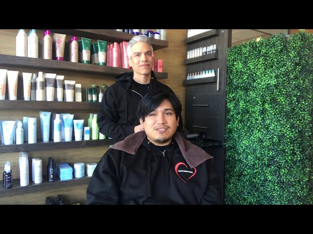 Self Care Tips: Men's Hairstyling