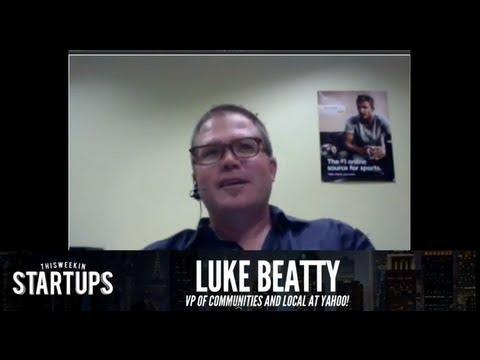 Luke Beatty of Yahoo! - TWiST #185