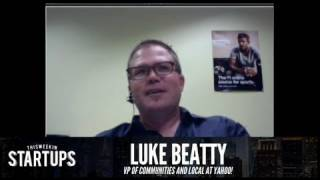 Luke Beatty of Yahoo! - TWiST #185