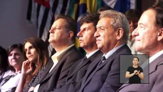 Jornal Acontece - Posse Novos Secretários LIBRAS