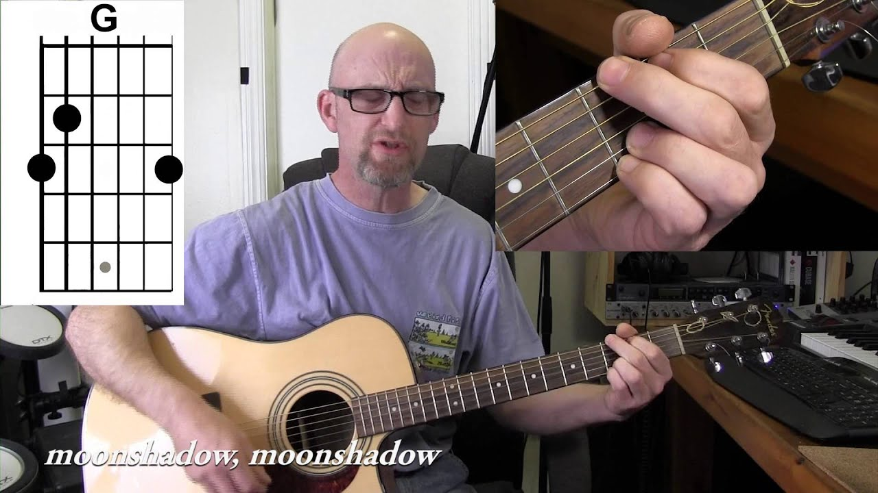 Youtube Cat Stevens Moonshadow