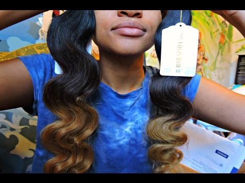 CHEAP MALAYSIAN Virgin HAIR REVIEW