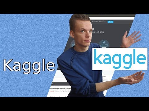 Kaggle: Data Mining Plattform   Was Ist ...?