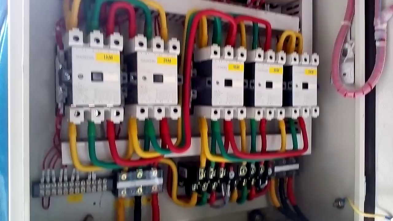 how to electrical panel board connection electric panel board wiring electrical panel board wiring [ 1280 x 720 Pixel ]