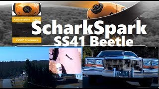 ScharkSpark Beetle SS41 Dual Camera FLIGHT & CAMREA TEST rc Drone Review
