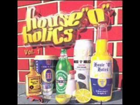 DJ Marvel & Darren R  House O Holics - 1998 - House-O-Holics Vol. 1 CD