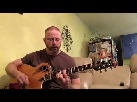 Don Henley's Dirty Laundry Acoustic Cover by Jason Swain