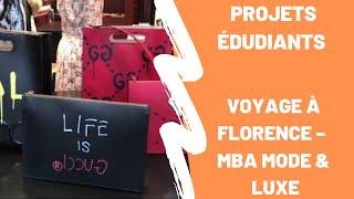 Voyage à Florence, à la découverte du Luxe italien – MBA Mode & Luxe
