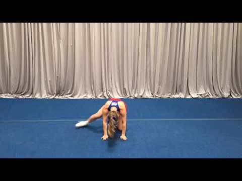 NCA Dance   Long Front to Music