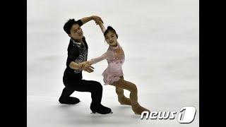 <フィギュアスケート・四大陸選手権>北朝鮮のリョム・テオク‐キム・ジュシク組、ペア銅メダル獲得 (1/26)
