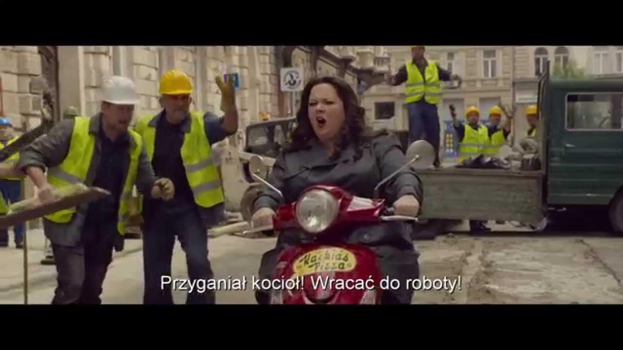 Agentka - polski zwiastun 2