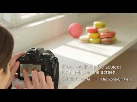 Canon EOS 100D - Introduction Movie 1  A day with EOS 100DEOS REBEL SL1