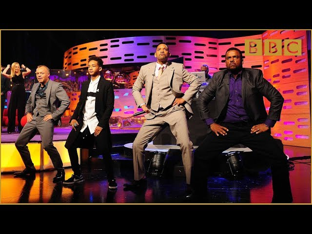 Will & Jaden Smith, DJ Jazzy Jeff and Alfonso Ribeiro Rap! - The Graham Norton Show - BBC One Travel Video