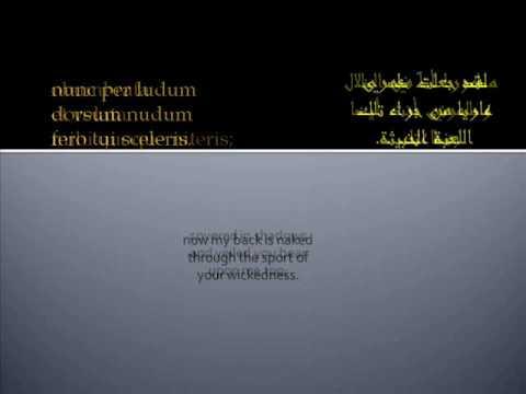 O Fortuna With Translation