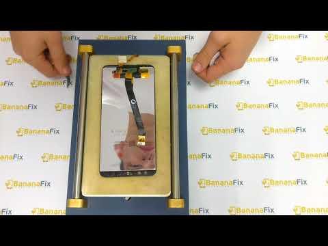 Ремонт Huawei Mate 10 Lite: замена стекла (тачскрина) дисплея - разборка - BananaFix