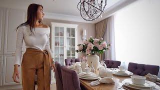 Обзор квартиры за $500 000 - 160кв.м. В стиле Американская классика
