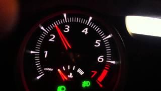 Меган 2 треск в двигателе.avi