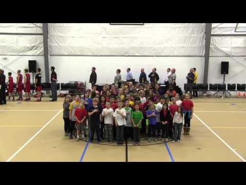 Mars Hill Academy - Grammar School National Anthem