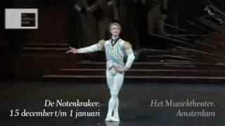 Balletdanser Marijn Rademaker