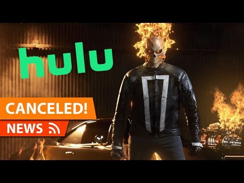 Ghost Rider CANCELED By Marvel & HULU