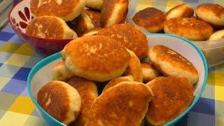 Вкуснейшие жареные пирожки с мясом! Fried Meat Pies!
