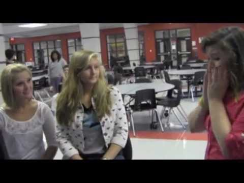 8-10-2012 Sonoraville High School Announcements