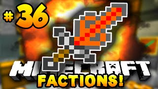 "Minecraft FACTIONS #36 ""THE ULTIMATE SWORD CREATION!"" - w/PrestonPlayz"