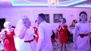 Живая музыка на свадьбе 08.06.16 Любите девушки
