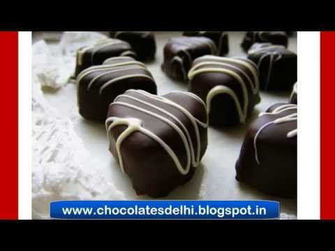 80 Flavoured Homemade Chocolates making Classes (Hazelnuts Mint Coconut) Delhi