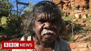 Miriwoong: The Australian language barely anybody speaks - BBC News