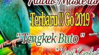 Gambar cover Masteran Suara Tengkek Buto versi Lambat ( Audio Mastering )