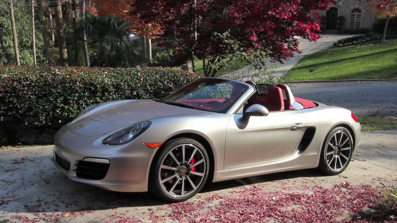 2013 porsche boxster motor authority best car to buy 2013. Black Bedroom Furniture Sets. Home Design Ideas