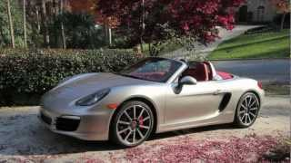 2013 Porsche Boxster: Motor Authority Best Car To Buy 2013