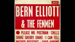 Bern Elliott & The Fenmen - Please Mr. Postman (The Marvelettes Cover)