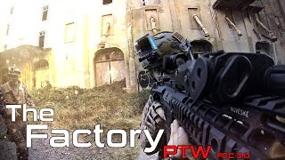 The Factory CQB | Ash32 / MDS [Airsoft France PTW]