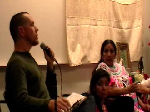 A special Evening with Mazatec Elder Julieta Casimiro and her Daughter Euginia