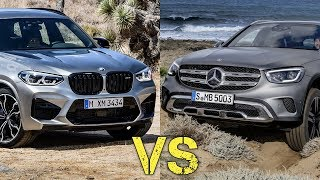 2020 BMW X3 vs 2020 Mercedes GLC