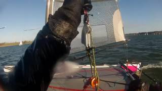 Boxing Day Race 2016, The Tool A Class Catamaran