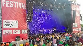 Max Giesinger - 80 Millionen - live am 13.05.2018 in Aurich