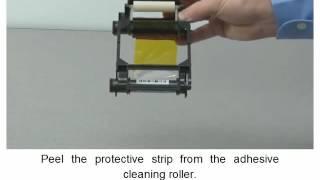видео Карточный принтер Zebra ZXP 1