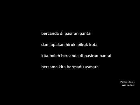 Pergi Jauh - Malique featuring Elvira
