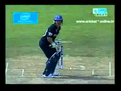 Eoin morgan's amazing reverse sweep off a fast ball.